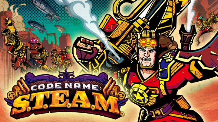 La démo de Code Name Steam disponible sur l'eShop !
