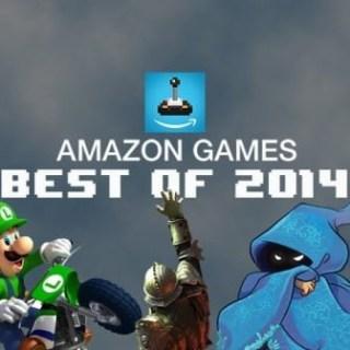 Amazon nous dévoile son top 10 jeux vidéo 2014 !