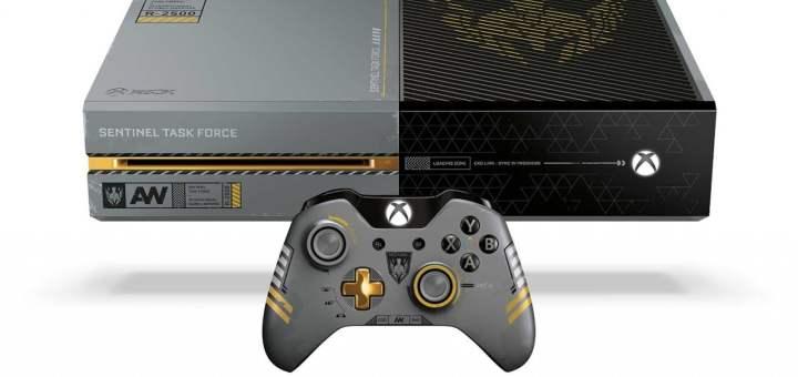 La Xbox One Call of Duty en Promotion !