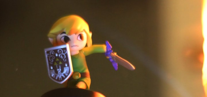 test   l u0026 39 amiibo toon link et sa bouille cartoonesque