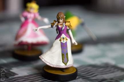 L'Amiibo Zelda et sa finition... Douteuse.