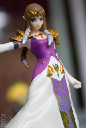 Tremblez ! Zelda arrive sur le champ de bataille !