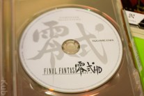 OST Coffret collector Final Fantasy Type-0 HD