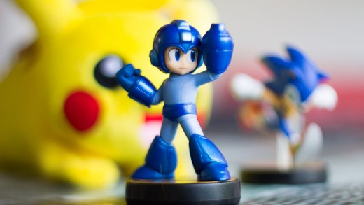 Megaman pour défendre la veuve et l'orphelin !