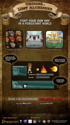 Origins of Lost Alchemies OLA