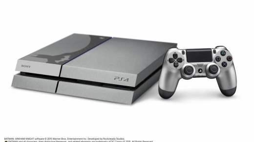 Cette PS4 ressemble beaucoup à la 20th anniversary !