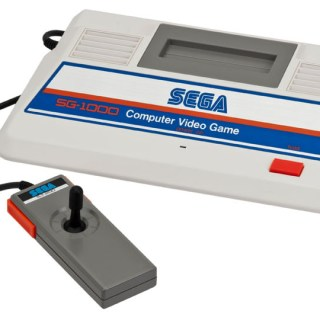 La première console de SEGA : La SG-1000 !