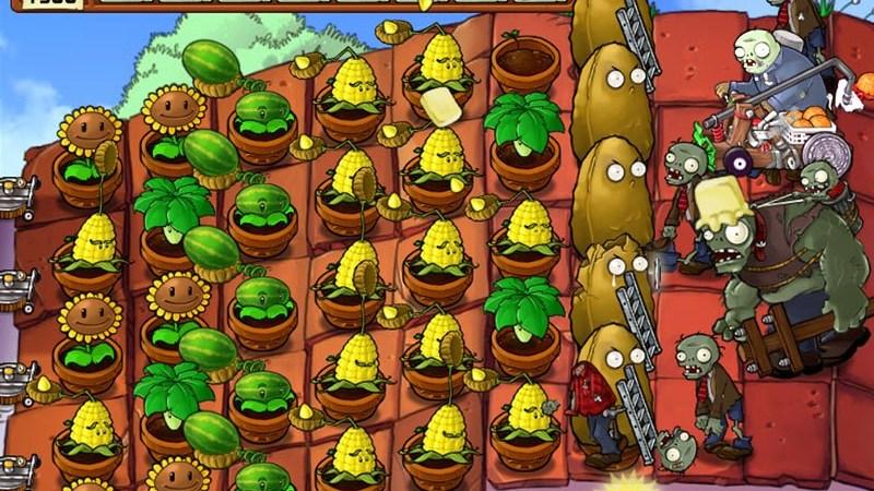 L'excellent Plants vs Zombies de nouveau gratuit !