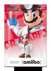 Boite Amiibo Docteur Mario