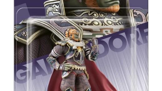 L'Amiibo Ganondorf