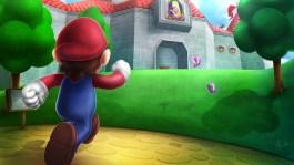 Mario 64 en dessin.. Plutôt original, non ?