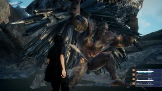 Final Fantasy Titan caché