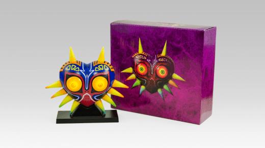 La Lampe Majora's Mask Club Nintendo