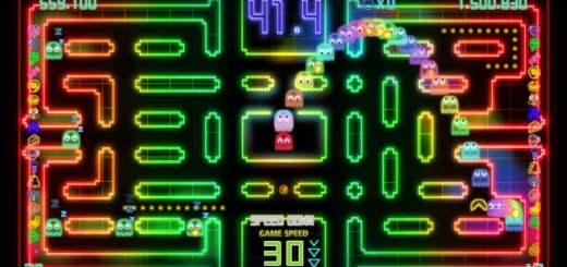Mention spéciale pour PacMan DX : L'essayer, c'est l'adopter !