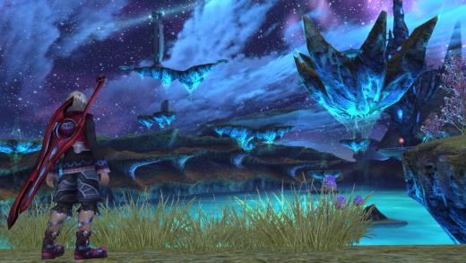 Voici ce qu'aurait pu être Xenoblade Chronicles Wii U.