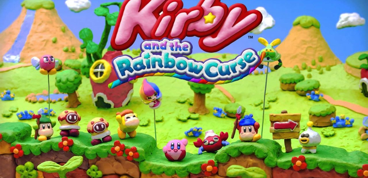Kirby Pinceau Arc En Ciel - S'il vous plait, regardez Plus bas !