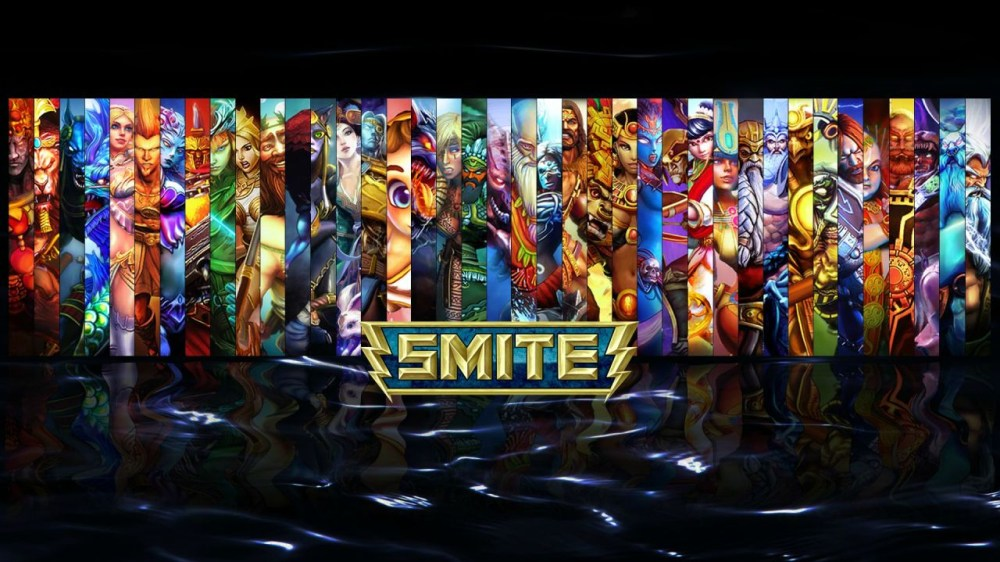 2 clés pour al bêta de Smite sur Xbox One !
