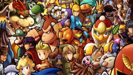 Super Smash bros par Hugo H2P