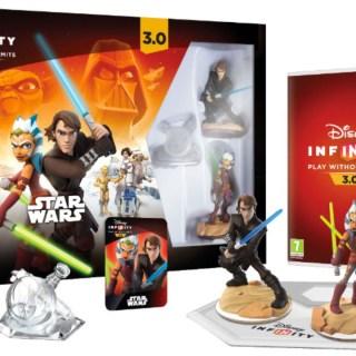 Star Wars débarque dans Disney Infinity !