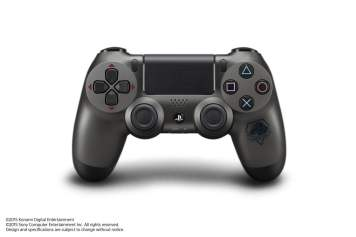 Manette édition collector MGS V