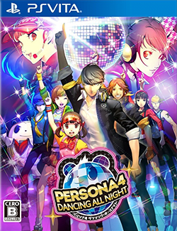 Pochette du jeu Personna 4 : Dancing all Night