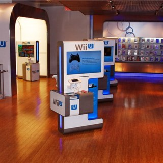 Le Nintendo World Store fait la part belle à la Wii U !