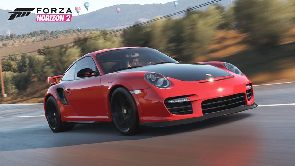 2 Porsche en DLC GRATUIT sur Forza Horizon 2
