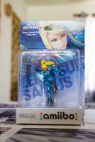 Amiibo Samus Sans Armure