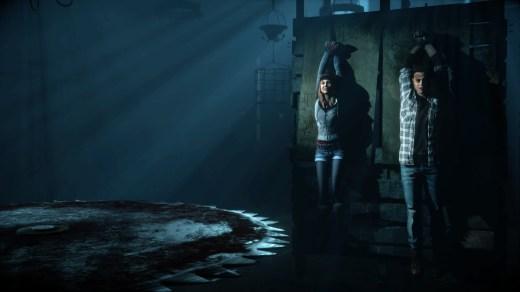 Until Dawn, le jeu d'horreur qui nous fera frissonner ?