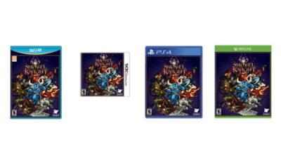 Shovel Kinght sera disponible en boîte sur Wii U, 3DS, PS4 et Xbox One !