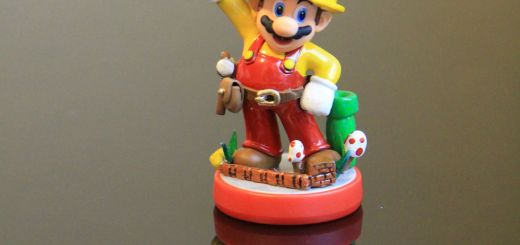 Amiibo customisé Super Mario Maker