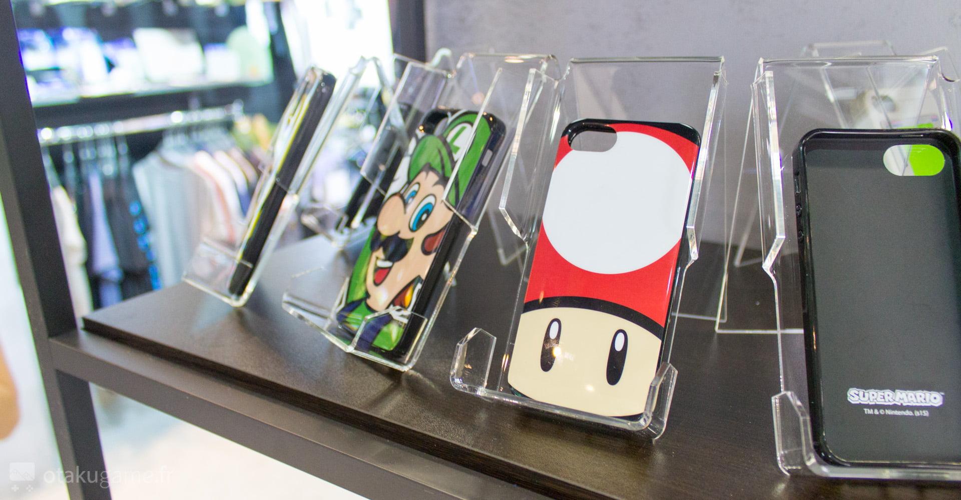 Gamer jusqu'au bout du smartphone !