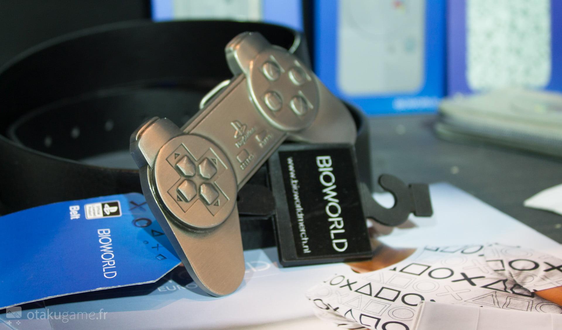 La (sublime) ceinture Playstation