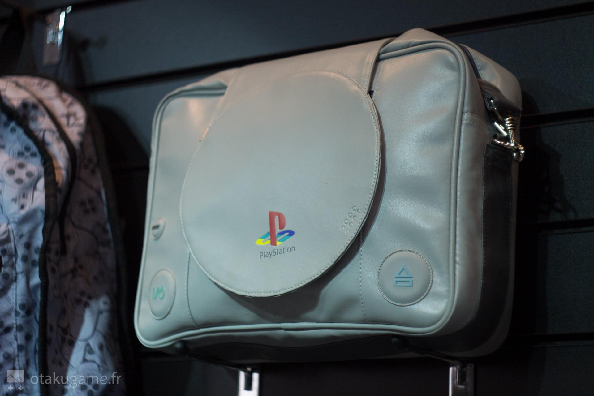 Le sac à bandouillère Playstation