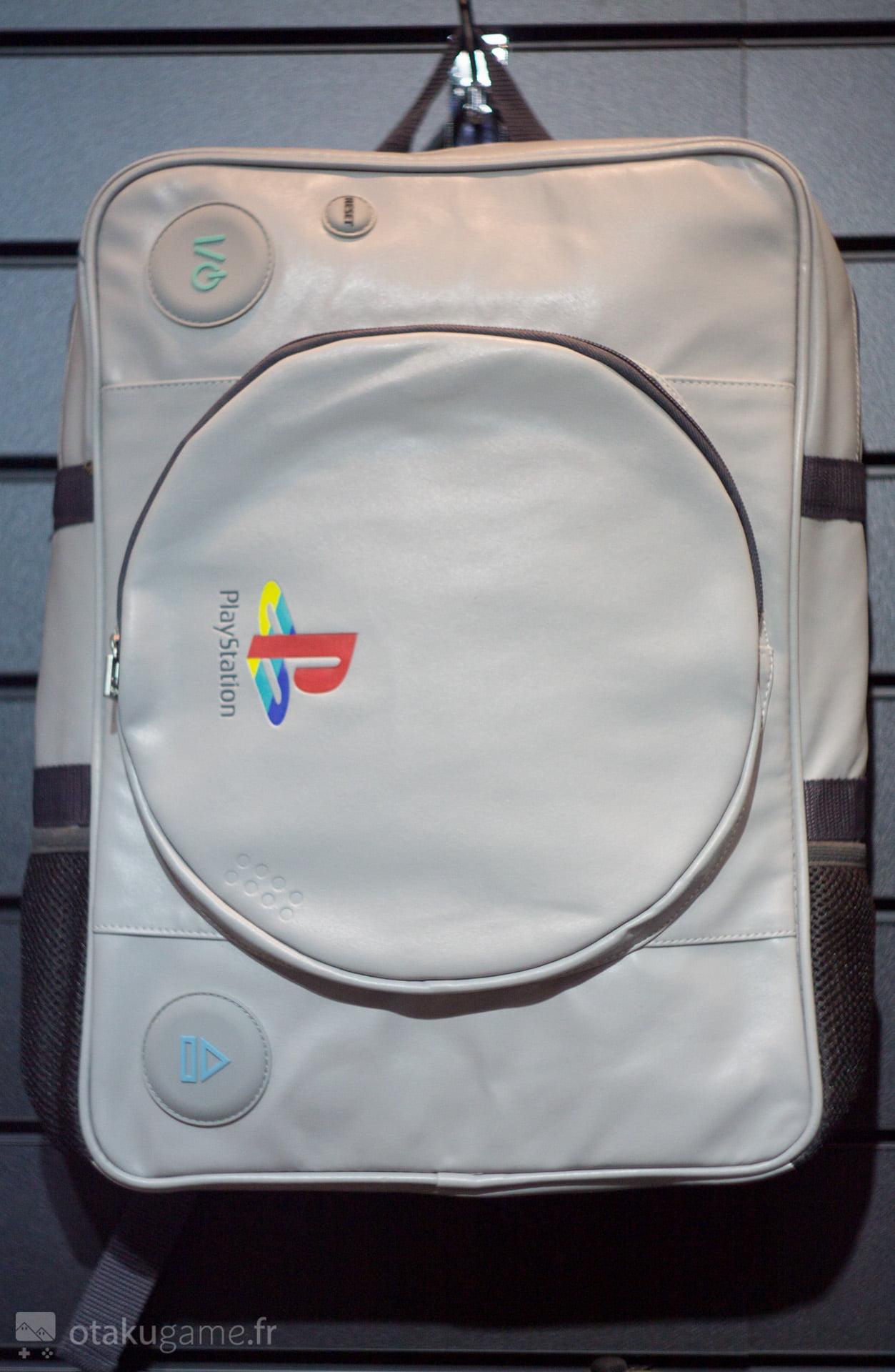 Le sac à dos Playstation