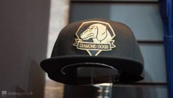 La casquette Diamond Dogs de MGS V ;) !