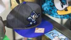 La casquette pixel Megaman