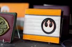 Le magnifique portefeuille Star Wars Rogue Leader