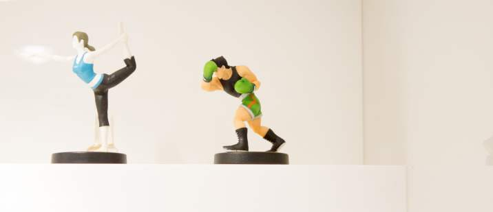 Amiibo Little Mac (Punch Out)