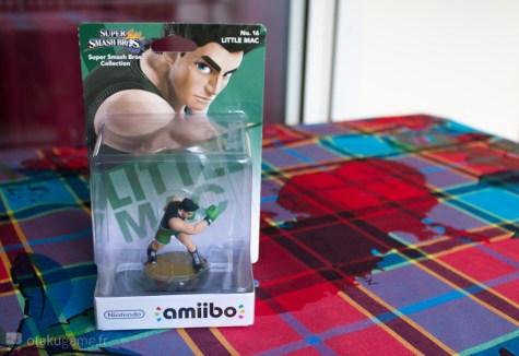 Amiibo Little Mac