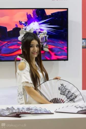 Peoples at Gamescom 2015