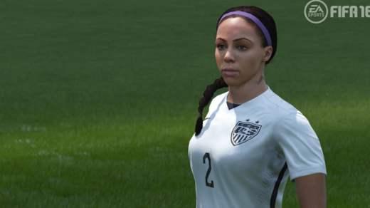 Les équipes féminines seront pour la première fois dans Fifa 16 !