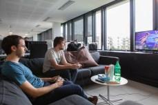Pendant votre pause vous pouvez... Jouer aux jeux vidéo !