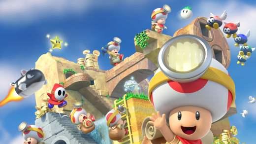 Captain Toad est en plus un jeu magnifique ;) !