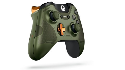 Une manette exclusive aux couleurs de Master Chief !
