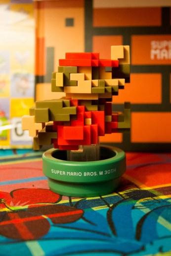 Otakugame - Amiibo Mario Pixel - 8547