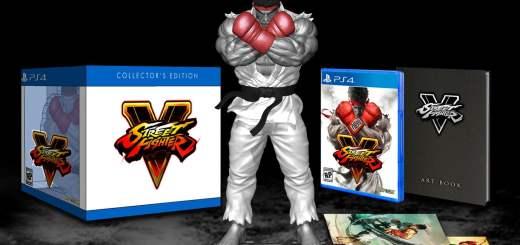 L'édition collector de Street Fighter V
