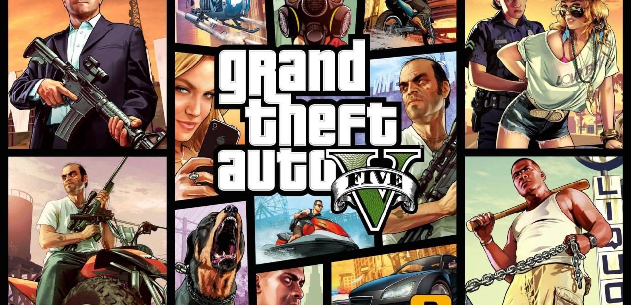 GTA V reste, malgré sa première bougie, un excellent jeu.