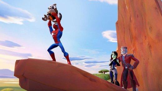 """Ca toune parfois au """"Nimportenawak"""" les Disney Infinity... Pour notre plus grand bonheur !"""