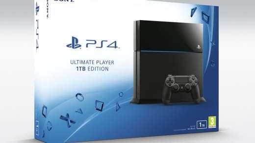 Les PS4 500Go passent à 349€, les 1To à 399€ !